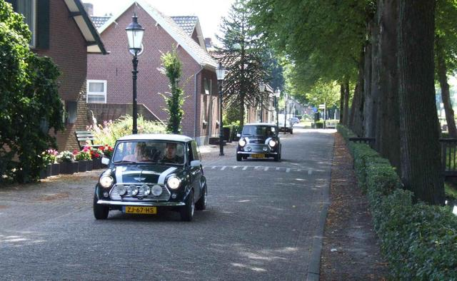 Mini Seven Club Nederland Zomeravondrit