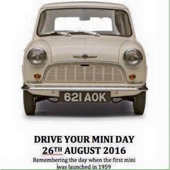 Drive your Mini day