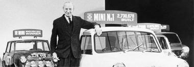 presentation Mini by Alec Issigonis